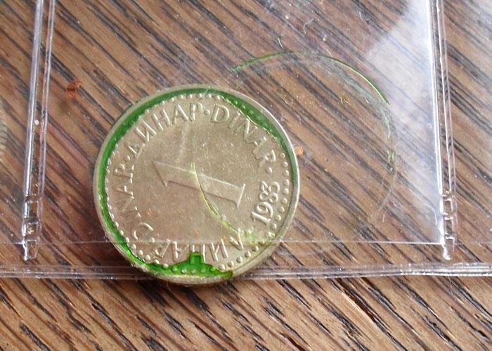 В чём держать монеты 1922 год событие